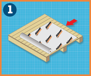 instalacion housecover aislamax en techos 1
