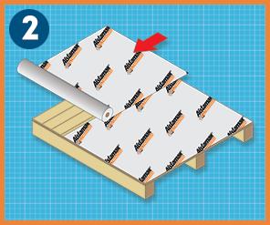 instalacion housecover aislamax en techos 2